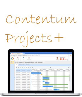 Contentum Projects+